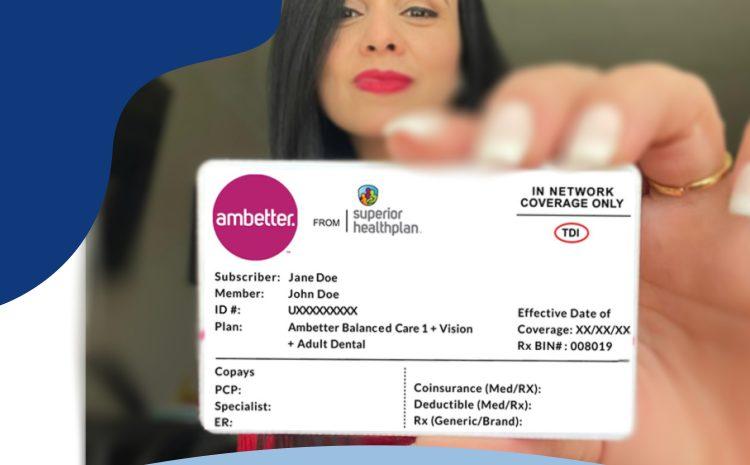 ¿Como leer tu carnet del seguro médico?